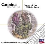 CARMINA BURANA-CANZONI MEDIEVALI cd musicale di Carl Orff
