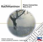 Rachmaninov - Piano Concertos Nos. 2 & 4 - Ashkenazy cd musicale di Ashkenazy