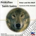 Prokofiev - Pierino E Il Lupo - Carnival/lillie cd musicale di PROKOFIEV