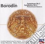 Borodin - Symphonies No. 2-3 - Solti cd musicale di SOLTI/ANSERMET
