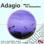 Lloyd Webber - Music For Relaxation cd musicale di Webber Lloyd