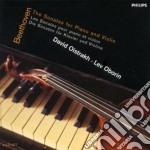 THE SONATAS FOR PIANO & VIOLIN cd musicale di OISTRAKH