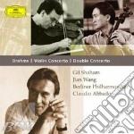 Brahms - Violin Concerto / Double Concerto - Shaham cd musicale di SHAHAM