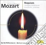 Mozart - Requiem/laudate Dominum - Karajan cd musicale di Wolfgang Amadeus Mozart