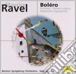 Maurice Ravel - Bolero/valse/rapsodia - Ozawa cd musicale di Maurice Ravel