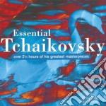 ESSENTIAL TCHAIKOVSKY (2CDx1) cd musicale di TCHAIKOVSKY
