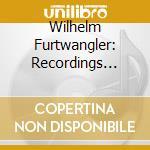 AUFNAHMEN RECORDINGS VOL.1 cd musicale di FURTWANGLER