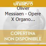 OPERE X ORGANO COMPLETE                   cd musicale di LATRY