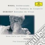 Maurice Ravel - Sheherazade - Boulez cd musicale di RAVEL