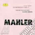 Mahler - Sinf. N. 7 - Abbado cd musicale di MAHLER