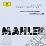Mahler - Sinf. N. 9 - Abbado cd musicale di MAHLER