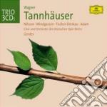 TANNHAUSER/3CD cd musicale di GERDES