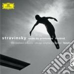 Stravinsky - La Sagra Della Primavera - Boulez cd musicale di Boulez