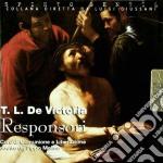 Molino - Responsori cd musicale di MOLINO