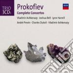 CONCERTI COMPLETI                         cd musicale di ASHKENAZY