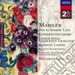 SONGS CYCLES                              cd musicale di CHAILLY