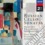 SONATE X VIOLONCELLO                      cd musicale di ASHKENAZY
