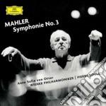 SYMPHONIE N.3/S.VON HOTTER-BOULEZ cd musicale di MAHLER