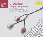 COMPLETE SYMPHONIES                       cd musicale di Jean Sibelius