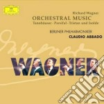 Wagner - Orchestral Music - Abbado cd musicale di WAGNER