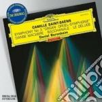 Saint Saens - Sinfonia N. 3 - Dutoit cd musicale di Dutoit