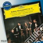 Brahms - Quintetto X Pf. Op. 34 - Pollini cd musicale di BRAHMS