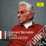THE SYMPHONIES/HAYDN VARIAT.-BERNSTE cd musicale di BERNSTEIN