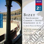 SINF. IN DO E SUITES                      cd musicale di DUTOIT