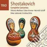 COMPLETE CONCERTOS cd musicale di JABLONSKI