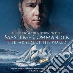 Christopher Gordon - Master And Commander cd musicale di ARTISTI VARI