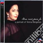 A PORTRAIT OF T. BERGANZA                 cd musicale di BERGANZA