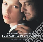 Alexandre Desplat - Girl With A Pearl Earring cd musicale di O.S.T.