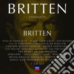 BRITTEN CONDUCTS BRITTEN                  cd musicale di BRITTEN