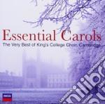 ESSENTIAL CAROLS                          cd musicale di Artisti Vari
