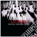 CLAVICEMBALO BEN TEMPERATO/3CD cd musicale di ASHKENAZY