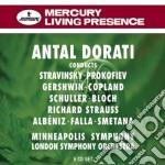STRAVINSKY, PROKOFIEV                     cd musicale di DORATI
