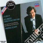 Bach - Variazioni Goldberg - Schiff cd musicale di SCHIFF
