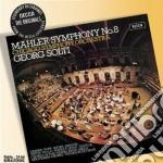Mahler - Sinfonia 8 - Solti cd musicale di SOLTI