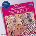 Erik Satie - Gymnopedies - Roge' cd musicale di ROGE'