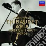 Thibaudet - Opera Without Words cd musicale di THIBAUDET