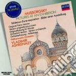 Mussorgsky - Pictures At An Exhibition - Philharmonia/ashkenazy cd musicale di MUSSORGSKY