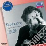 Scarlatti - Sonatas - Schiff cd musicale di SCHIFF