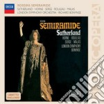 SEMIRAMIDE  (SUTHERLAND) cd musicale di SUTHERLAND