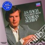 PARTITAS cd musicale di SCHIFF