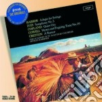 ORCHESTRAL WORKS                          cd musicale di MARRINER