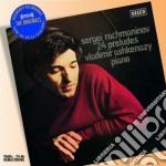 Rachmaninov - 24 Preludes - Ashkenazy cd musicale di ASHKENAZY