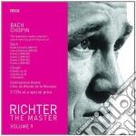 THE MASTER VOL. 9 cd musicale di RICHTER