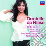 Handel - Arias - De Niese cd musicale di Niese De