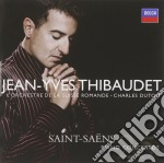 Saint-Saens - Piano Concertos n.2&5 - Thibaudet cd musicale di THIBAUDET/DUTOIT