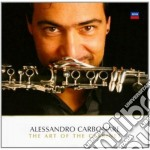 THE ART OF THE CLARINET cd musicale di CARBONARE